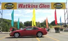 Redrocket at the Glen